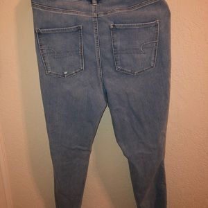 American Eagle Outfitters Jeans - AE Curvy Highest Rise Jegging size 16 (short)